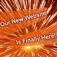 Welcome to our New Website & News Blog