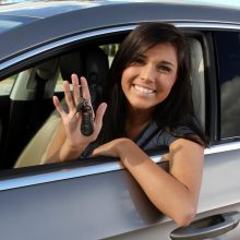 Getting the Safest Car for Your Teenager