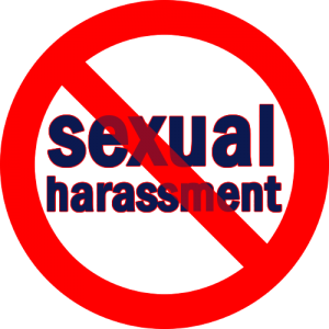 No Sexual Harassment