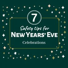 7 New Year's Eve Safety Tips